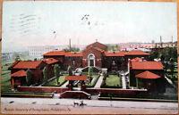 1910 Philadelphia, PA Postcard: University of Pennsylvania Museum