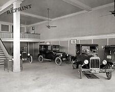 Photograph Vintage Chevrolet / Chevy Showroom  Dallas Texas  1920c     8x10