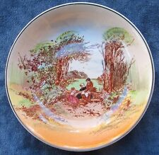 LOVELY SMALL VINTAGE ROYAL DOULTON BOWL ~ RUSTIC ENGLAND