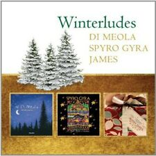 Winterludes - Al/Spyro Gyra/Boney James Dimeola (2013, CD NIEUW)3 DISC SET