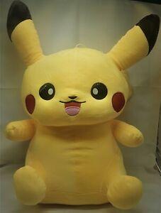 Pokémon 60cm Pikachu Plush Toy Cuddly Soft Toys AU