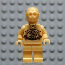 LEGO Star Wars C-3PO - Pearl Light Gold Minifigure sw0010