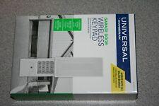 Universal by Chamberlain Wireless Keypad Garage Door Opener KLIK2U-P2 NEW