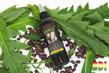 Strengthen JAMAICAN BLACK CASTOR OIL for Hair Extension Damage