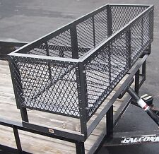 open trailer storage basket  kit - RA-14