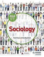 AQA GCSE (9-1) Sociology by Rosie Owens, Ian Woodfield (Paperback, 2017)