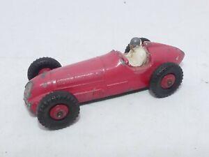 Vintage 1950's Dinky Toys Alfa Romeo Grand Prix Racing 232 Meccano LTD