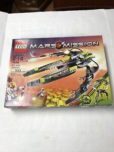 Lego Space Mars Mission ETX Alien Infiltraitor (7646) Brand New Sealed