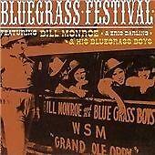 Bill Monroe - Bluegrass Festival (2001)