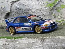 QSP Subaru Impreza S7 WRC '01 1:24 #6 Boers / Verhoeven Golden Tulip Rally 2006