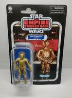 """C-3PO VC06 3.75"""" Empire Strikes Back Star Wars Vintage Collection Ex Condition"""
