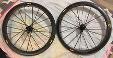 Mavic Cosmic Carbone SLR Clincher Exalith SSC Wheel set, SRAM/Shimano - 11 Speed