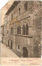 Cartoline paesaggistiche di Siena da collezione