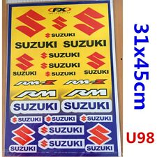 SUZUKI Sticker Decal Car Motorised Bike Dirt ATV Quad Motorcycle Scooter Motor