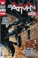 Batman Annual #3 DC Universe Comics 1st Print 2018 unread NM
