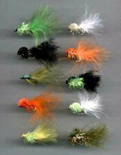 Trout Flies: Foam Hump Back Boobies x 10 size 10 (code 087)
