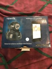 TENVIS- JPT3815W wireless IP camera In Original Retail Box