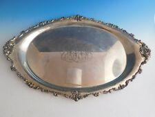 Theodore Starr Sterling Silver Tea Tray 145.75 ozt. Heavy! (#2219)