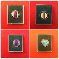 Northern Veterans Badge OSM Afghanistan Veterans Badge OP/Telic Iraq Badge