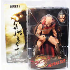 "2007 NECA 300 MOVIE SERIES 1 MOC 7"" EPHIALTES STATUE ACTION FIGURE KIDS TOY GIFT"