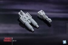 DR.WU DW-P47 Kits For Transformers Battletrap Double Trouble New  HP