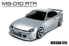 MST MS-01D RTR 1/10 Scale 4WD Electric RC Drift Car (2.4G)w/carbody- NISSAN S15