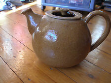 Stoneware Studio Pottery Tea Pots