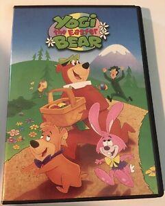 YOGI THE EASTER  BEAR DVD 2005 CANADIAN STANDARD VERSION BRAND NEW NO PLASTIC