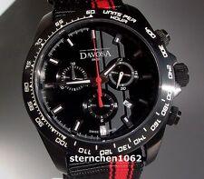 Davosa * Speedline TX * Ref.162.488.55  * Quartz Chronograph * Herren Armbanduhr