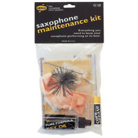 Herco HE108 Complete Sax/Saxophone Maintenance Care & Cleaning Kit