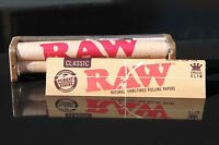 RAW KING SIZE SLIM ORGANIC Rolling Papers+ raw 110mm RAW ROLLER