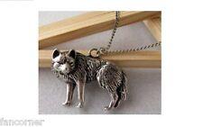 Teen Wolf pendentif loup en relief Collier loup teen wolf pendant