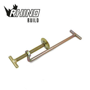 Rhino Build Bricklaying Profile Clamp -  Bed Joint T Bar