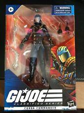 G.I. Joe Classified 6 Inch Action Figure Series 2 Cobra Commander #06 NIB
