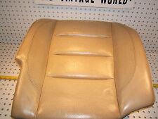 Mercedes W124 500E SPORTLINE RECARO rear R leather PARCHMENT seat Lower 1 Seat