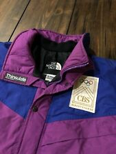 Vintage 1992 The North Face Winter Olympics Jacket Thinsulate USA • XL