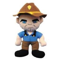 "The Walking Dead 14"" Plush Rick Grimes Soft Toy Comic"