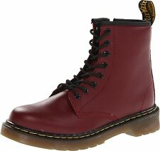 Dr. Martens Unisex Kids' Delaney Boot Cherry Size Us 10 UK 9  EU 27