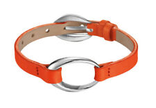 Esprit Damen Armband Ovality Caribian Coral ESBR11423F200  Leder