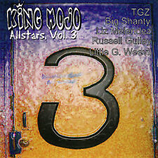 King Mojo All Stars 3 CD