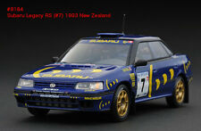 HPI Racing Subaru Legacy RS #7 Rally New Zealand 1993 Mc Rae - Ringer 8184 1/43