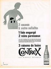 Publicité Advertising 1972 Eau Minérale Vittel Jade White Autres