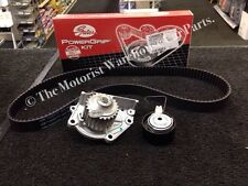 ROVER 25 45 75 1.4 1.6 1.8 NEW TIMING CAM BELT KIT MANUAL TENSIONER WATER PUMP