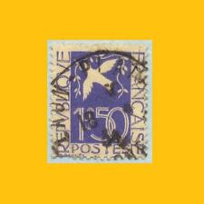 COLOMBE DE LA PAIX 1934 OBLITERE - N° Y&T 294