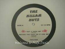 """the killah kuts, get 2 know me/Betcha you can't do it Like Me/My Hood L (VG) 12"""""""