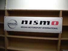 Nissan Nismo Motorsport pvc workshop banner, GT-R, Juke, 350z 370z ..etc