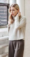 Aritzia Talalu Loveland Sweater XS in Oatmeal
