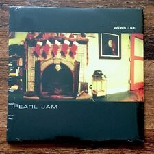 "Pearl Jam - Wishlist / U & Brain of J Live LP Single [Vinyl New] 7"" 45 Yield"