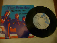 "THE SMOKE"" MY FRIEND JACK-disco 45 giri GULL Ger 1966"" NUOVO /RARO"
