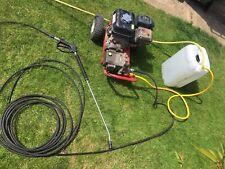 honda gx200 pressure washer 150bar/14lpm Petrol
